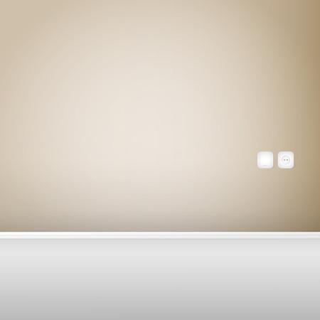 pannello legno: Parete pannello di legno vuota