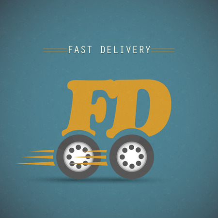 fast delivery: Fast delivery design