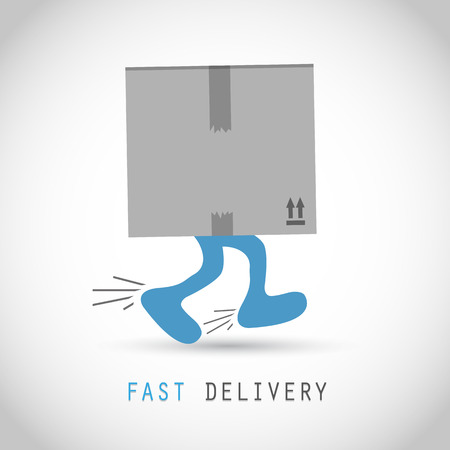 fast delivery: Fast delivery box