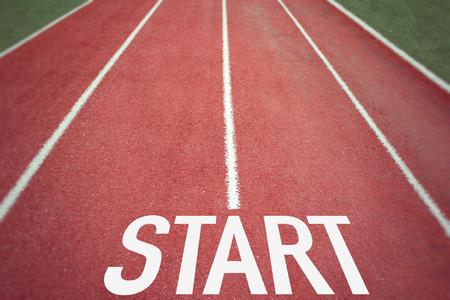 starting line: Starting Line