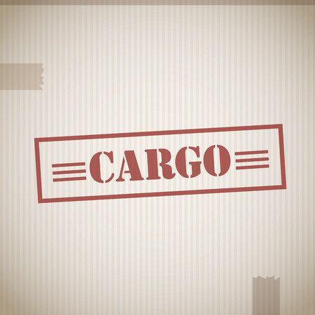 airway: Cargo delivery stamp