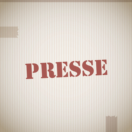 winepress: Presse stamp