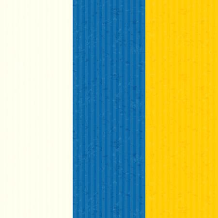 canary islands: Flag of Canary Islands Illustration