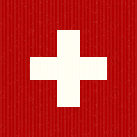 swiss flag: Flag of Swiss