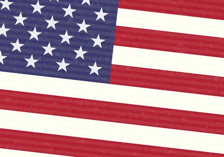 america flag: USA America Flag Concept