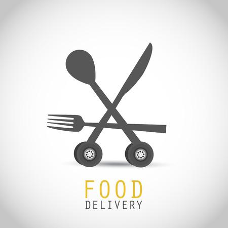 food distribution: Food Delivery Design