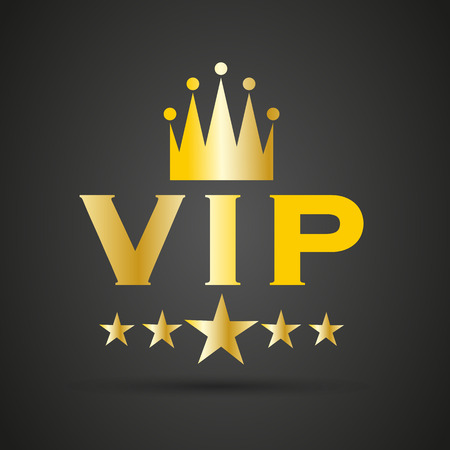 private club: VIP icon