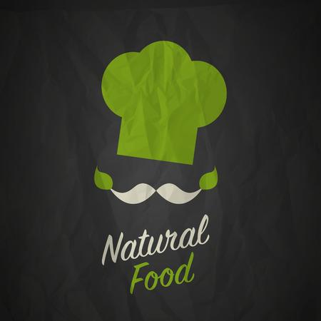Diseño de alimentos naturales orgánicos Foto de archivo - 36927881