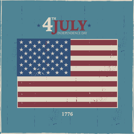 4th July Vector