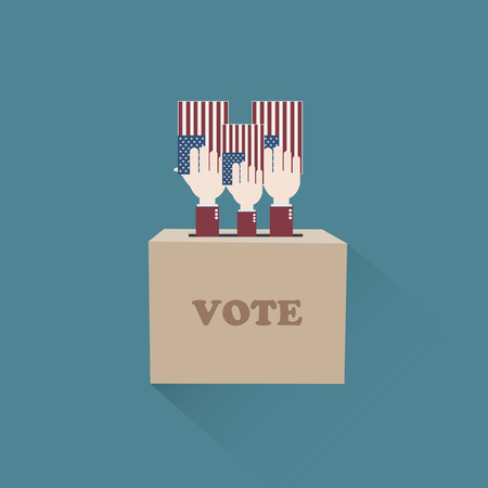 Vote results US