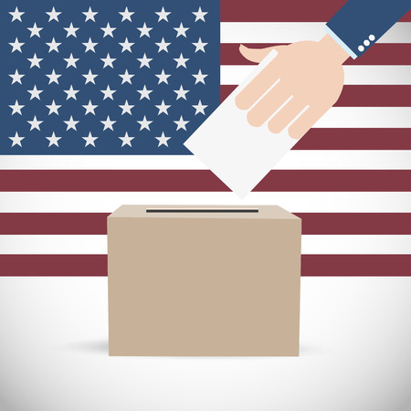 nomination: Vote for America Election Background