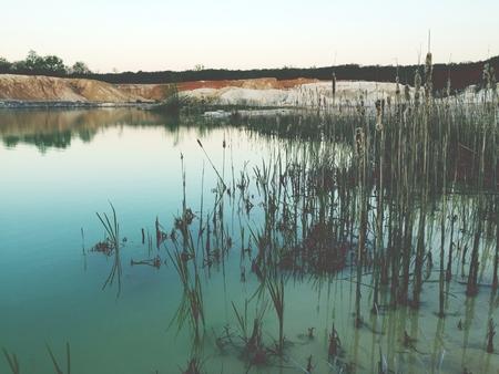 canne: Ance e lago