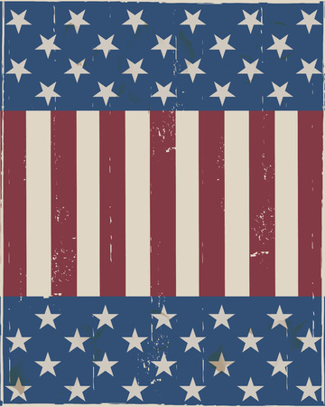 4th of july: 4th July Flag