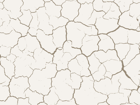 Seamless cracked pattern background