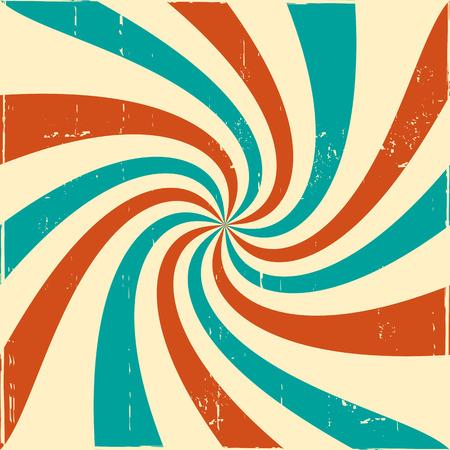 hypnotise: Spiral Background Illustration