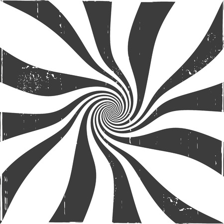twisted: Twisted black and white background