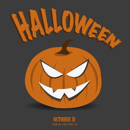 jack o' lantern: Halloween Jack o Lantern Design