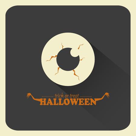 vector symbol: Halloween vector symbol