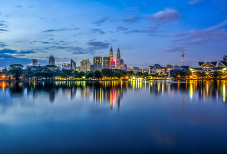 titiwangsa: Kuala Lumpur Cityscape