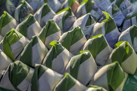 Nasi Lemak in packaging