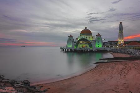 Malacca Straight Mosque