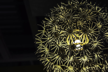 decorative dim ceiling hanging light