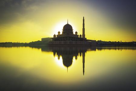 Putra Mosque of Putrajaya
