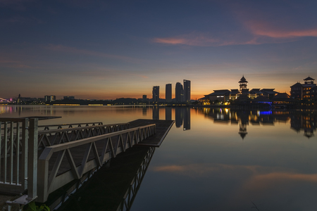 Pullman Lake of Putrajaya