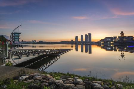 Putrajaya Pullman Lake Editorial