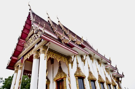 Thai Temple Church Stock Photo - 8250303