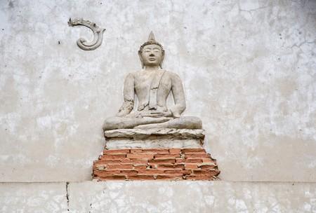 Buddha temple on the Thai church Stock Photo - 8250308