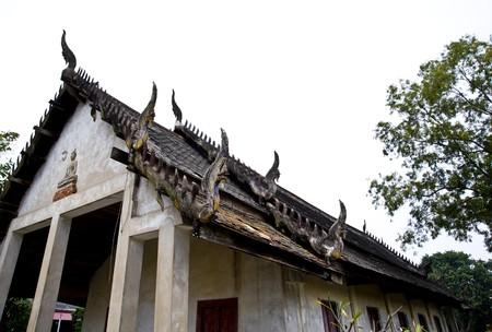 Thai Temple Church Stock Photo - 8250304