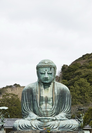buddha statue in Japan Stock Photo - 8930676