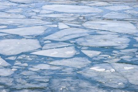 ice lake Stock Photo - 8927747