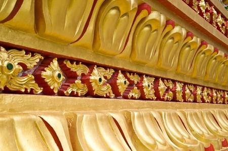 thai pattern photo