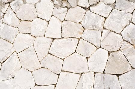 pared rota: Muro de piedra