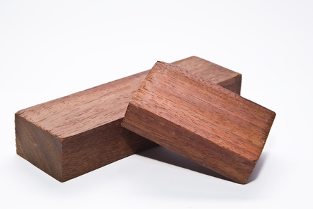 wood isolated Stock Photo - 9758034
