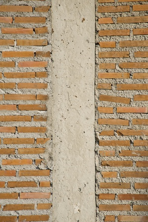 backgrounds of brick wall photo