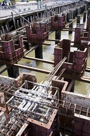dam construction photo