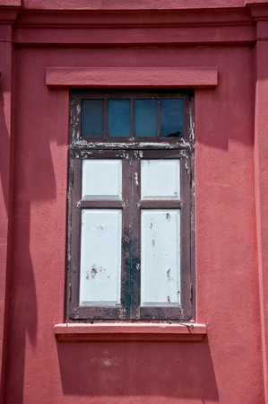 wood window on house Stock Photo - 10657162