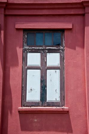 wood window on house Stock Photo - 10657162