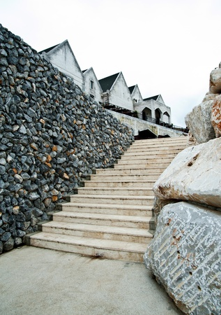 stone stair Stock Photo - 11078834