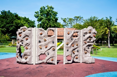 playgrounds in park Stock Photo - 11790650