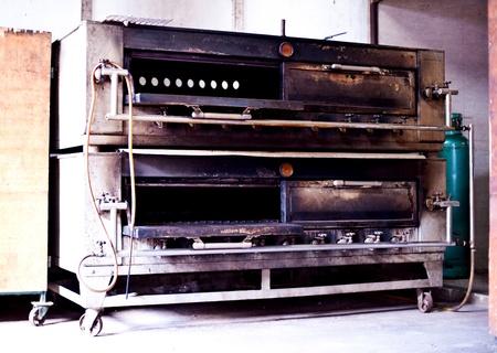 bakery in factory