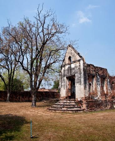 thai temple church Stock Photo - 12880315