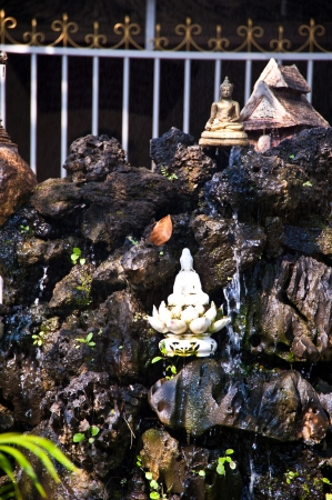 thai temple buddha photo