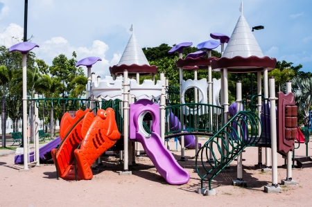 playground equipment: playgrounds in garden
