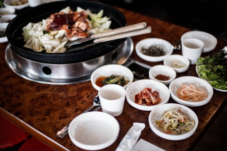 shush: korea food