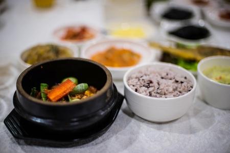 korea food