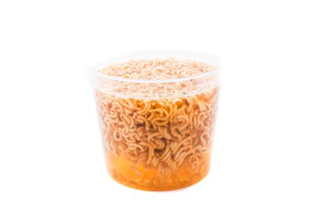 Noodles cup photo